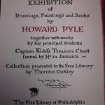 Professor and Student Works Exhibit at the Free Library of Philadelphia