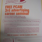 Advertising Career Seminar