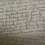 Letters from Minnie Pickett Bowles regarding her Work