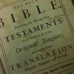 John Dickinson's Bible