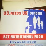 EAT NUTRITIONAL FOOD