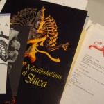 Publicity materials for Manifestations of Shiva.