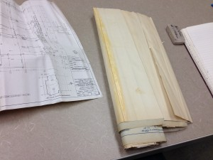 How not to store blueprints.